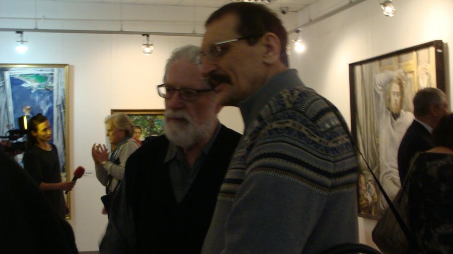 Пермяки согласны увековечить память о художнике Евгении Широкове - фото 5