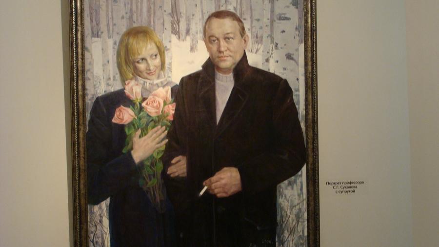Пермяки согласны увековечить память о художнике Евгении Широкове - фото 6