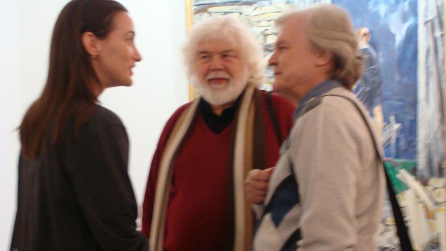 Пермяки согласны увековечить память о художнике Евгении Широкове - фото 7