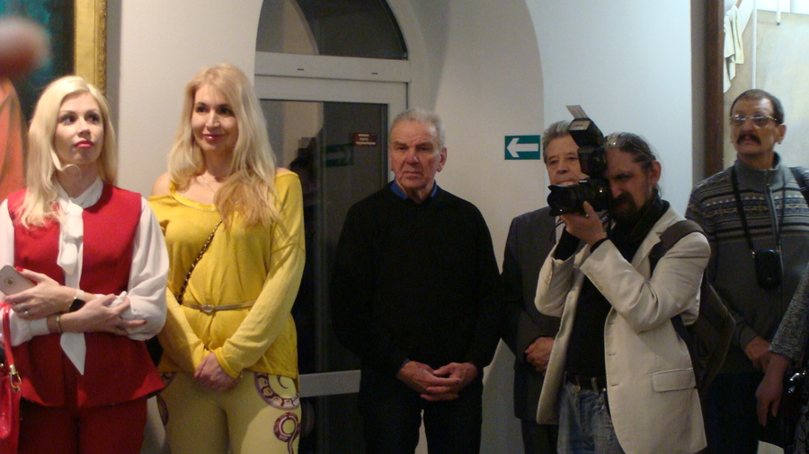 Пермяки согласны увековечить память о художнике Евгении Широкове - фото 10
