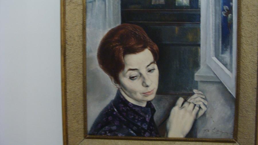 Пермяки согласны увековечить память о художнике Евгении Широкове - фото 12