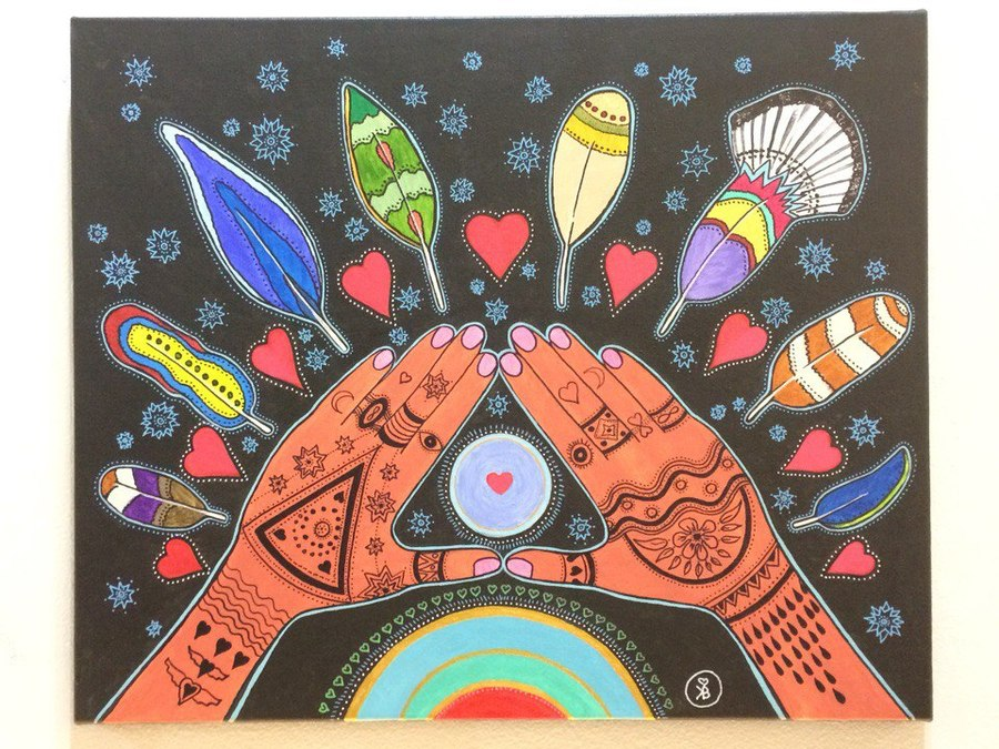 В Пермской галерее показали Сердце мира - фото 1