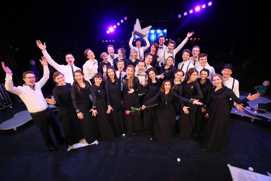 Пермский хор «Млада» занял второе место на международном конкурсе в Москкве