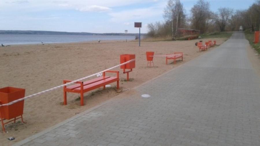 В Перми определено пять официальных мест массового отдыха у воды.