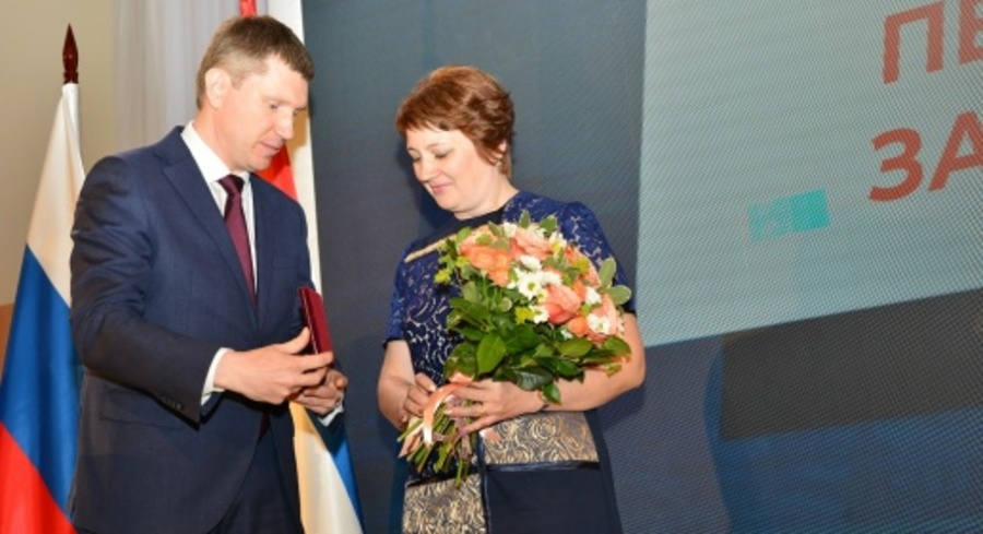 Пермскую учительницу, защитившую учеников, наградили медалью «За отвагу»
