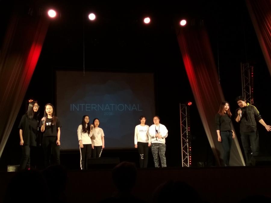 В Перми студенты-иностранцы выступили с концертом - фото 1