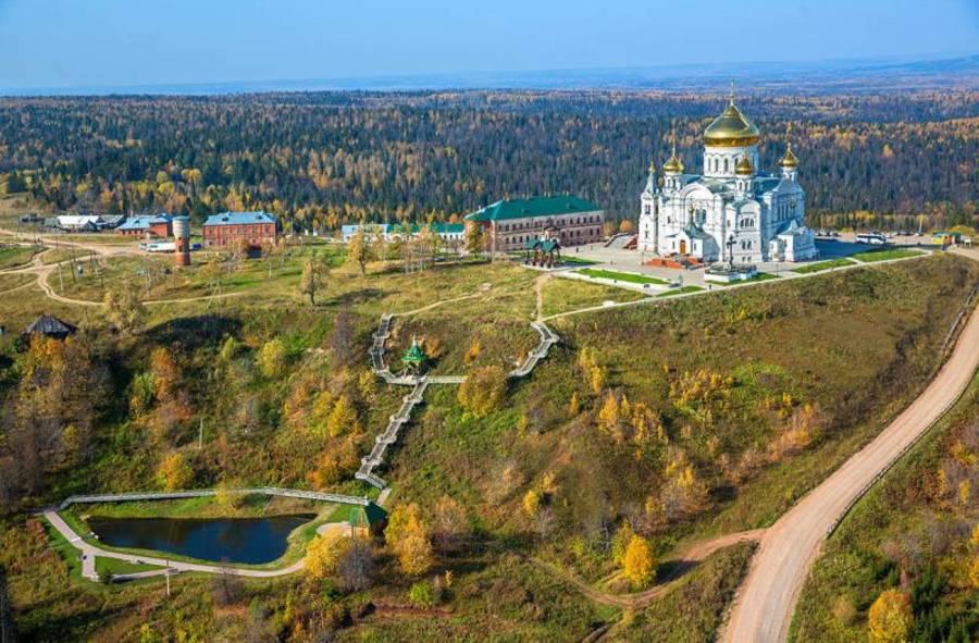 В июле в Пермском крае состоится забег к подножию монастыря на Белой горе - фото 1