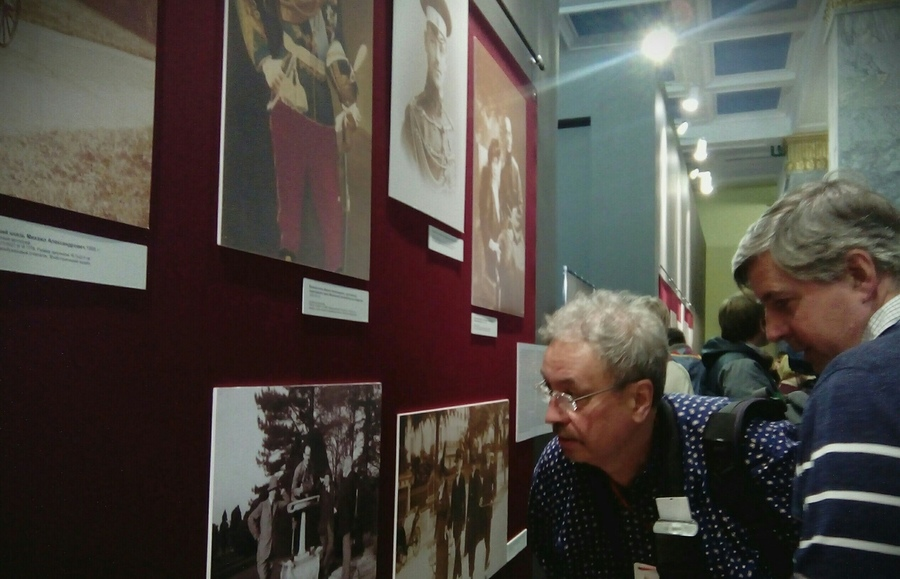 В Перми открылась фотовыставка, посвященная Великому князю