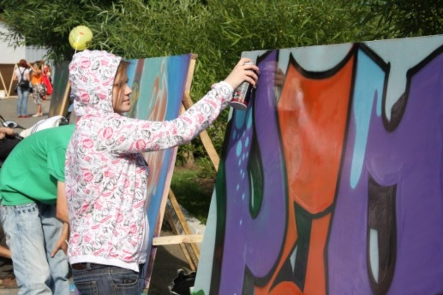 В Перми начинается конкурс уличных художников