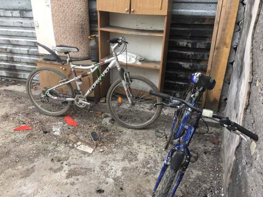 В Кунгуре полицейские задержали похитителей велосипедов - фото 1