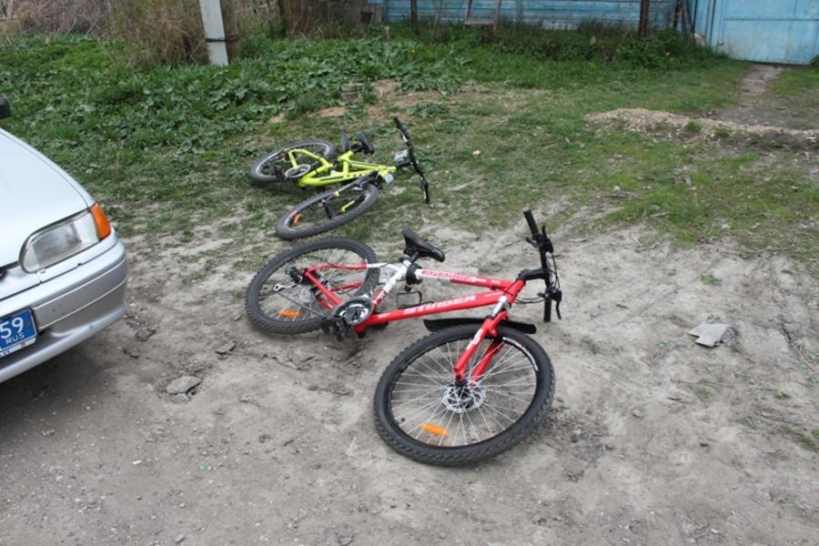 В Кунгуре полицейские задержали похитителей велосипедов - фото 2