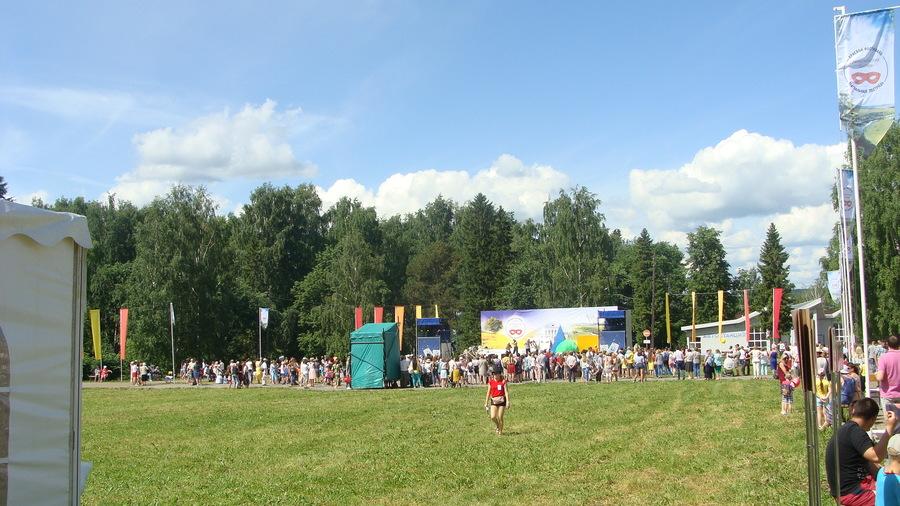Фестиваль в Ильинском