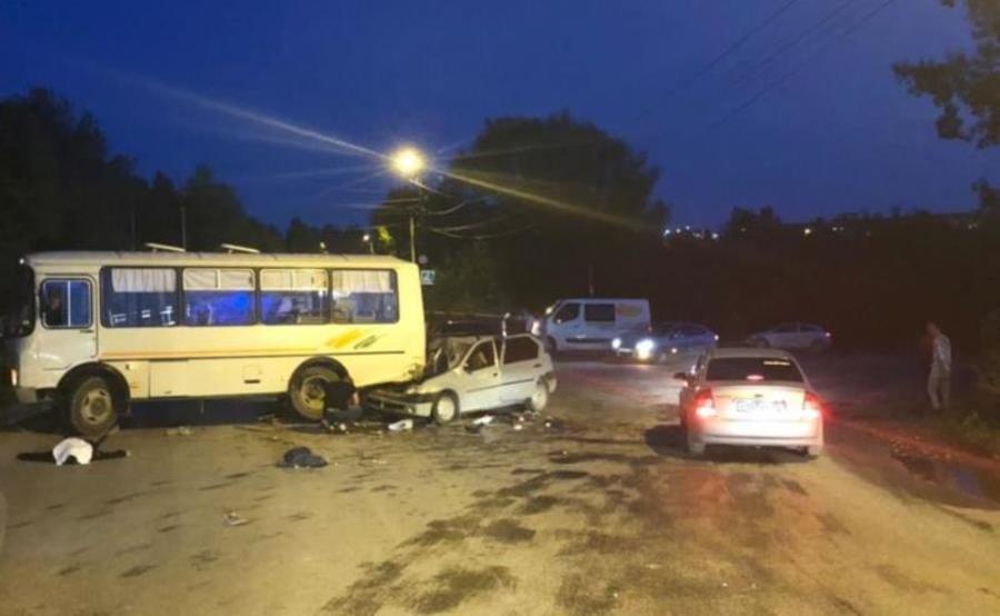В ДТП в Чусовом погибли два человека, еще двое - ранены