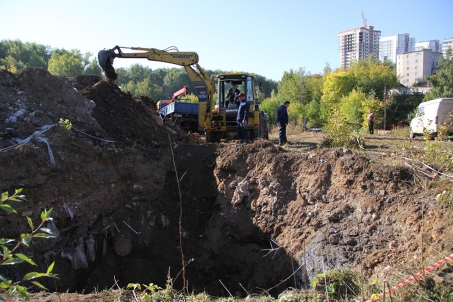«НОВОГОР-Прикамье» обновляет канализацию в Перми
