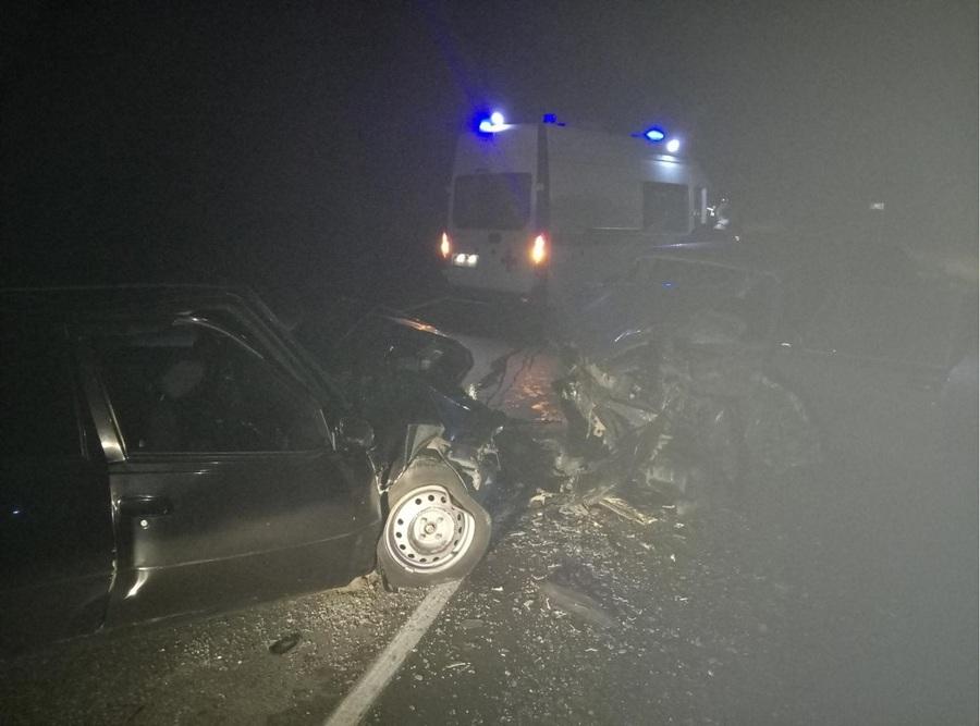 В Пермском крае пьяный водитель подбил два автомобиля