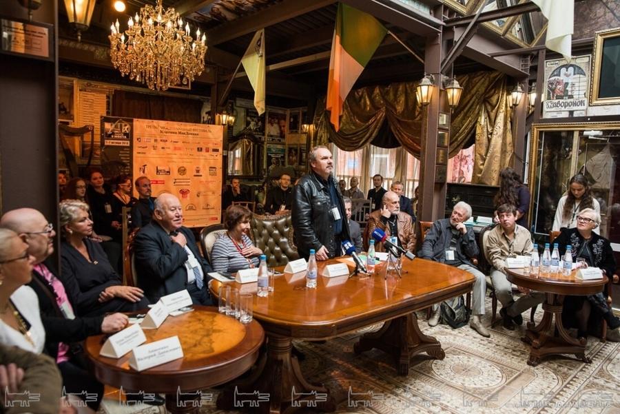 В Перми фестиваль МакДонаха открыл спектакль из Молдовы