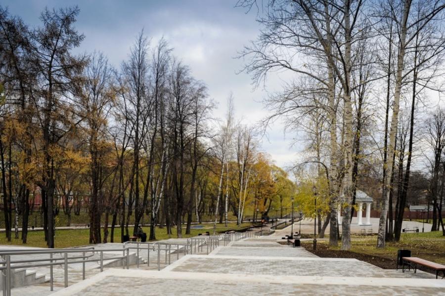 В Перми приведены в порядок 15 скверов - фото 6