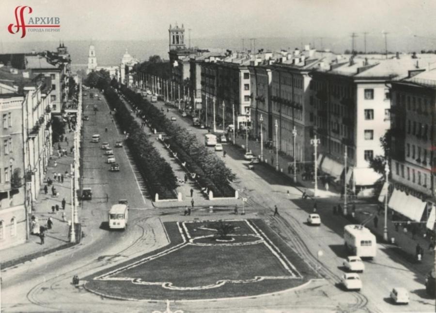 В Пермском архиве открыта выставка снимков старой Перми