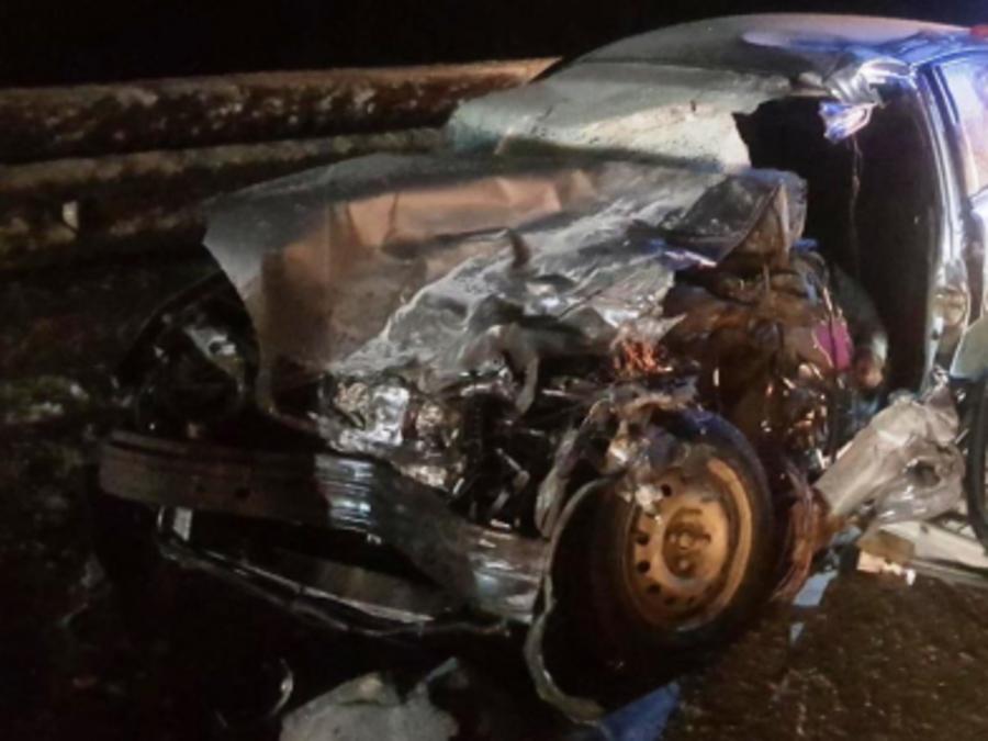В Добрянском районе в столкновении с грузовиком погибла автоледи - фото 1
