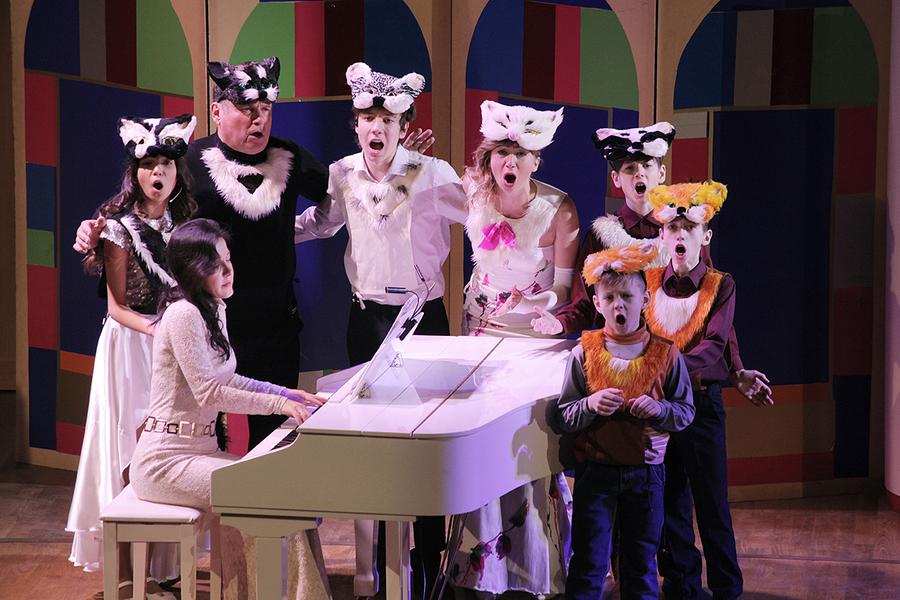 Пермская филармония приглашает на детские музыкальные спектакли