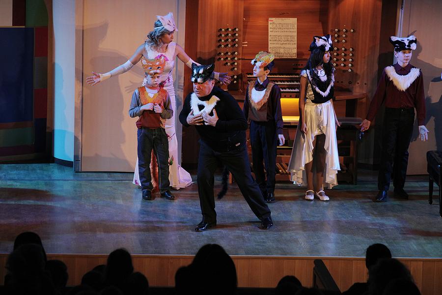 Пермская филармония приглашает на детские музыкальные спектакли - фото 2
