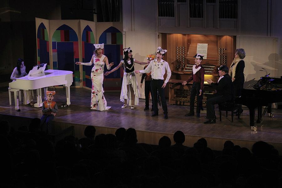 Пермская филармония приглашает на детские музыкальные спектакли - фото 3
