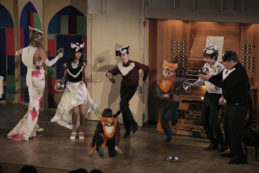 Пермская филармония приглашает на детские музыкальные спектакли - фото 4