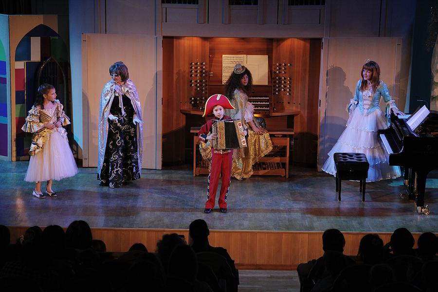 Пермская филармония приглашает на детские музыкальные спектакли - фото 5