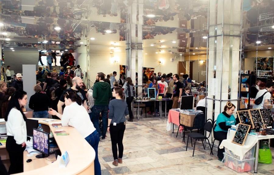 В Дворце молодежи раскрылась фантастическая сторона Перми - фото 3