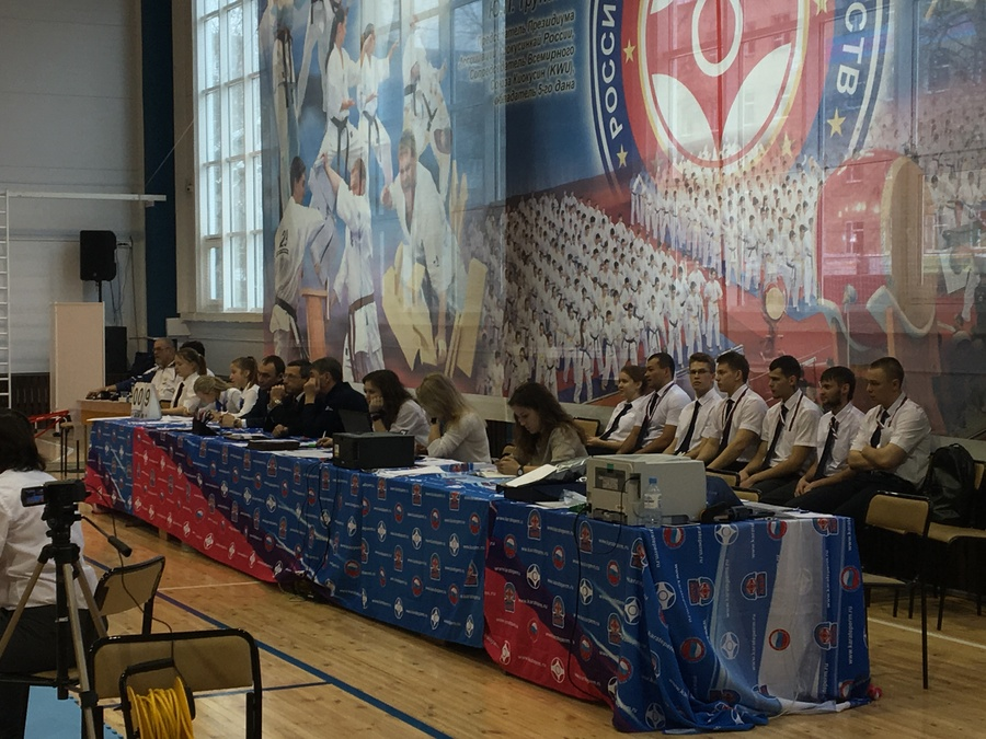 В Перми прошли соревнования по каратэ