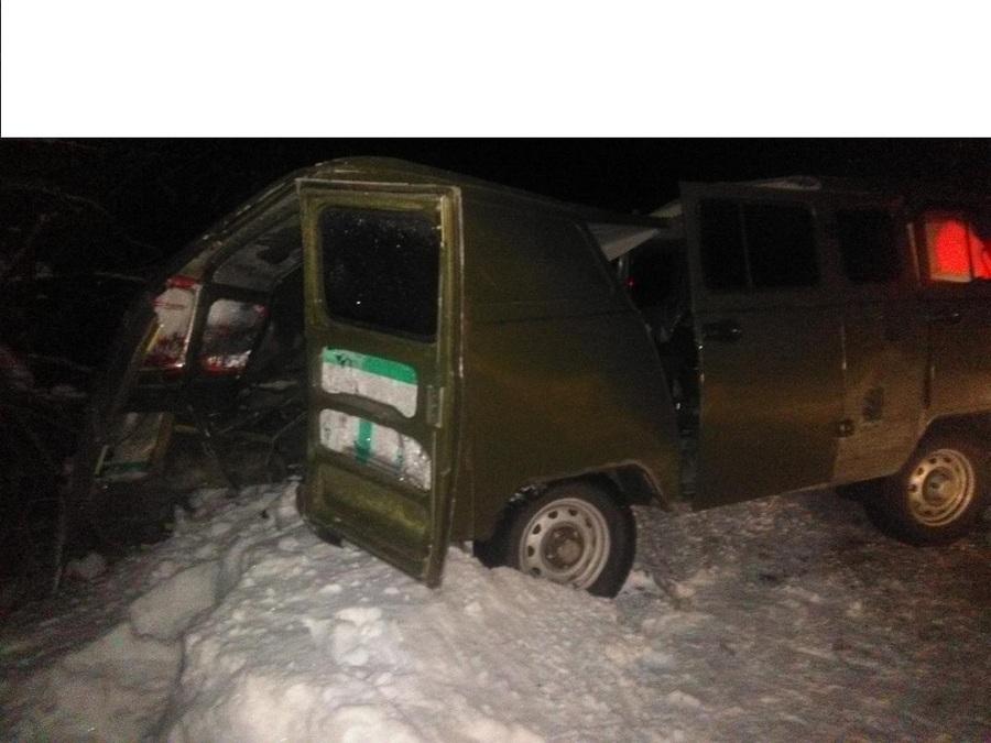 В Пермском крае в столкновении «буханки» и автобуса погиб пенсионер