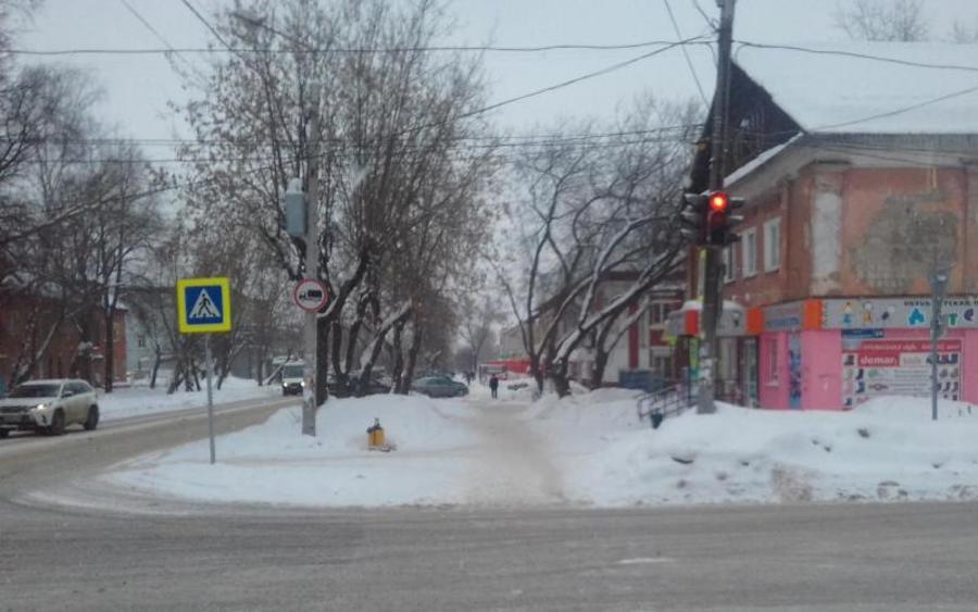 В Кировском районе Перми женщина попала под внедорожник