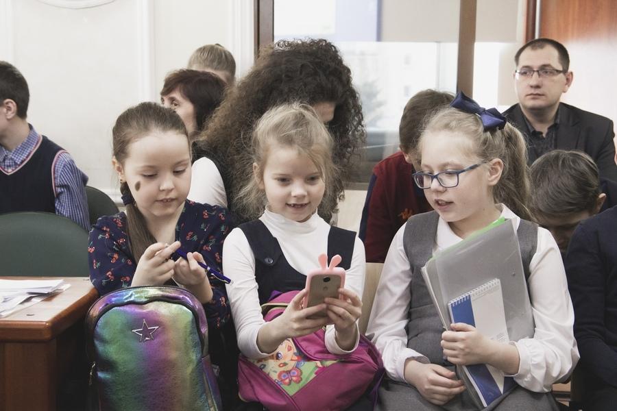 Школьники удивили жюри своими проектами