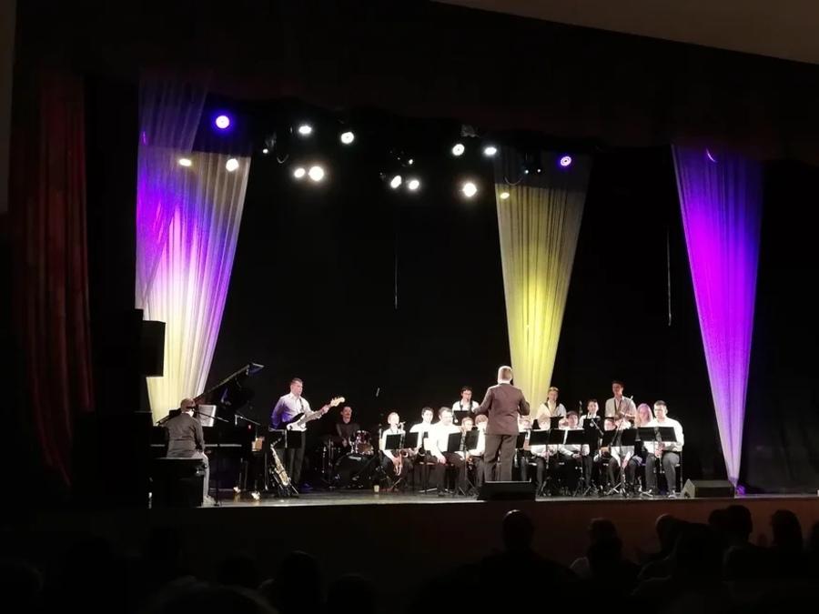 В Перми состоялся концерт детского духового оркестра - фото 1