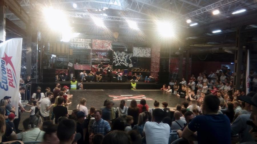 В Перми состоялся всероссийский фестиваль уличных танцев