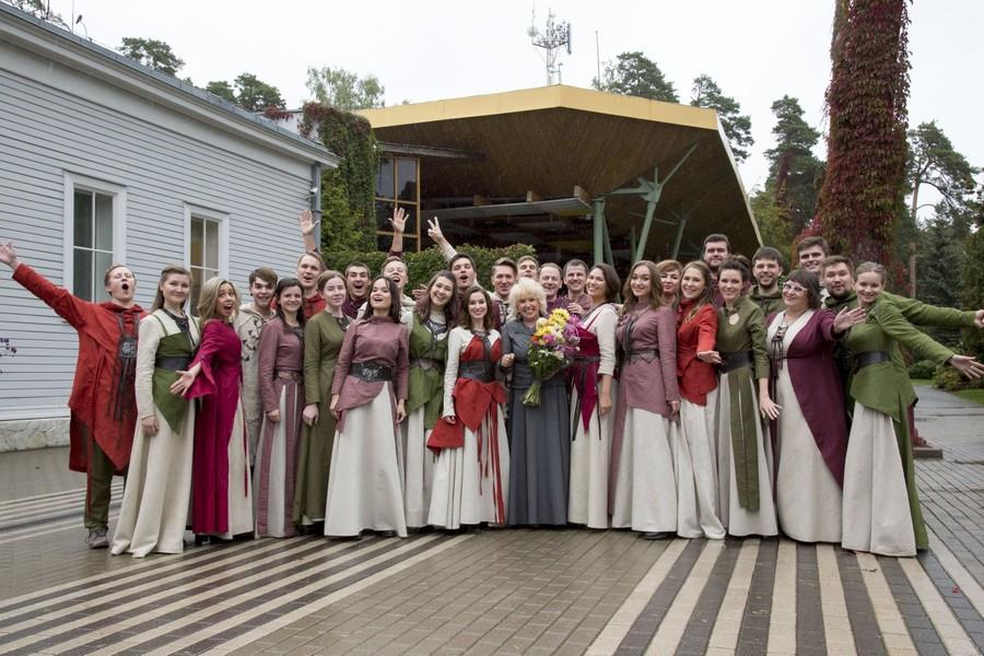 Пермский хор «Млада» стал серебряным призером международного конкурса в Юрмале - фото 1