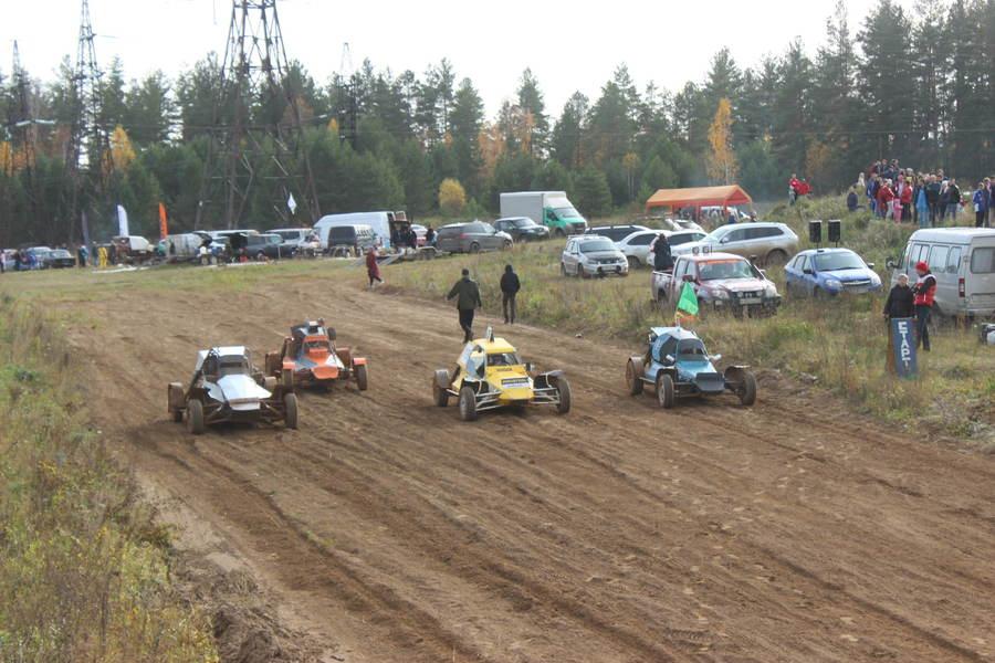 В Пермском крае прошел Чемпионат по автокроссу - фото 1