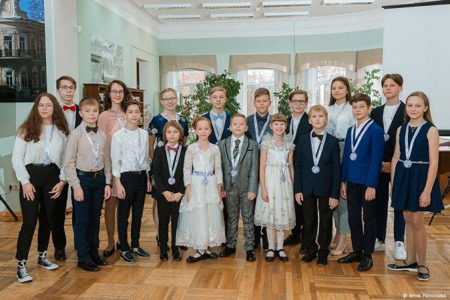 В Перми в этом году обнаружили 20 юных дарований - фото 1