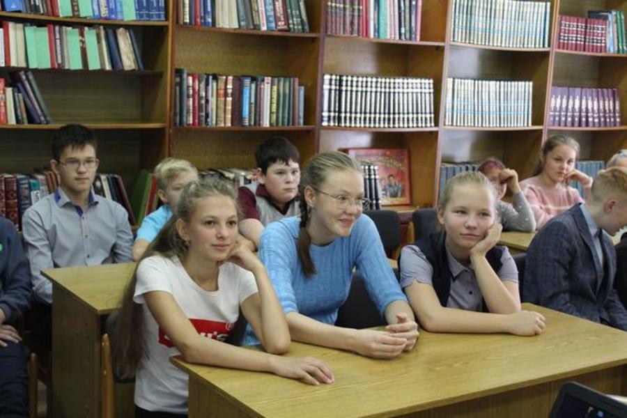 Ребята из Орды изучают ординский говор