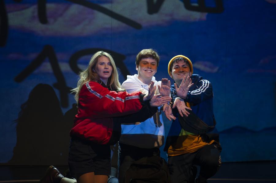 В Пермском ТЮЗе взглянули на судьбу трудных подростков - фото 1