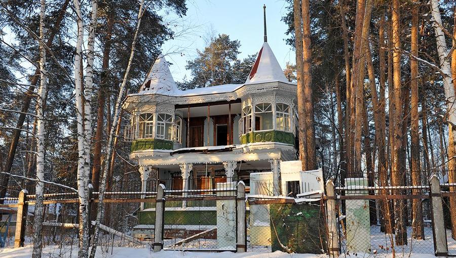 Две дачи в Перми стали памятниками