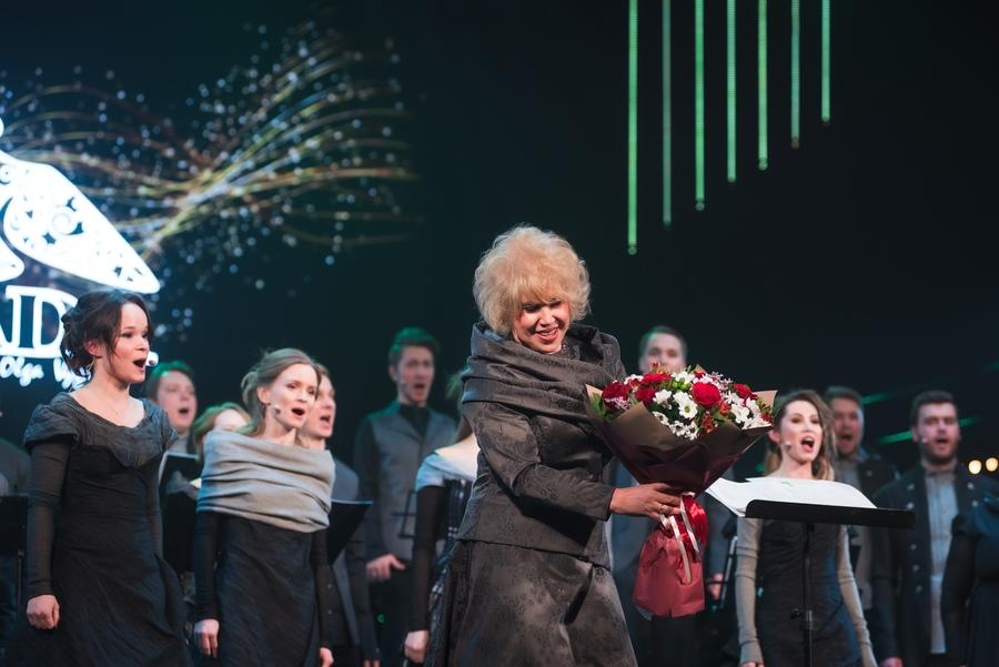 Пермский хор «Млада» отметил свое 30-летие