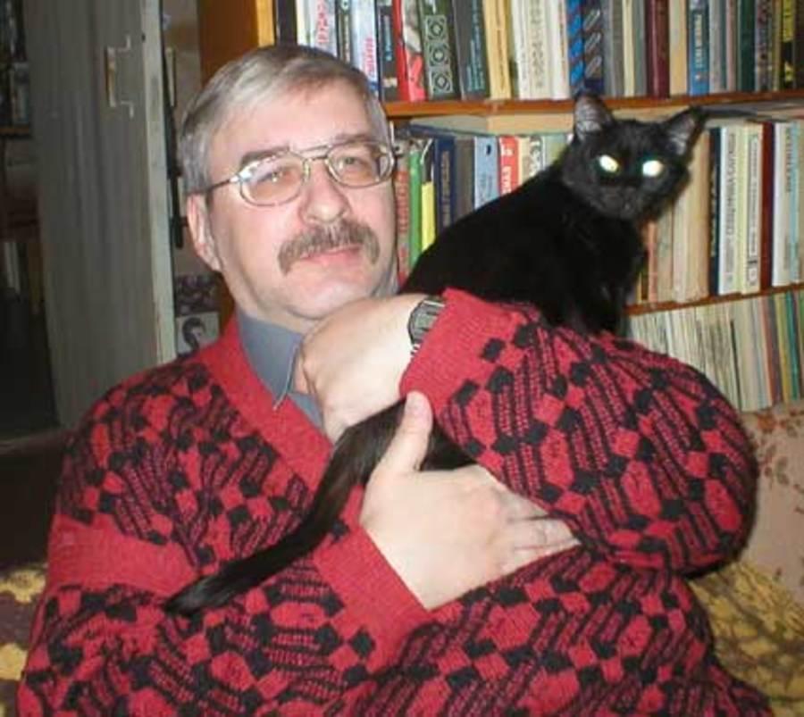 Пермяк Евгений Филенко стал лауреатом премии имени Стругацких