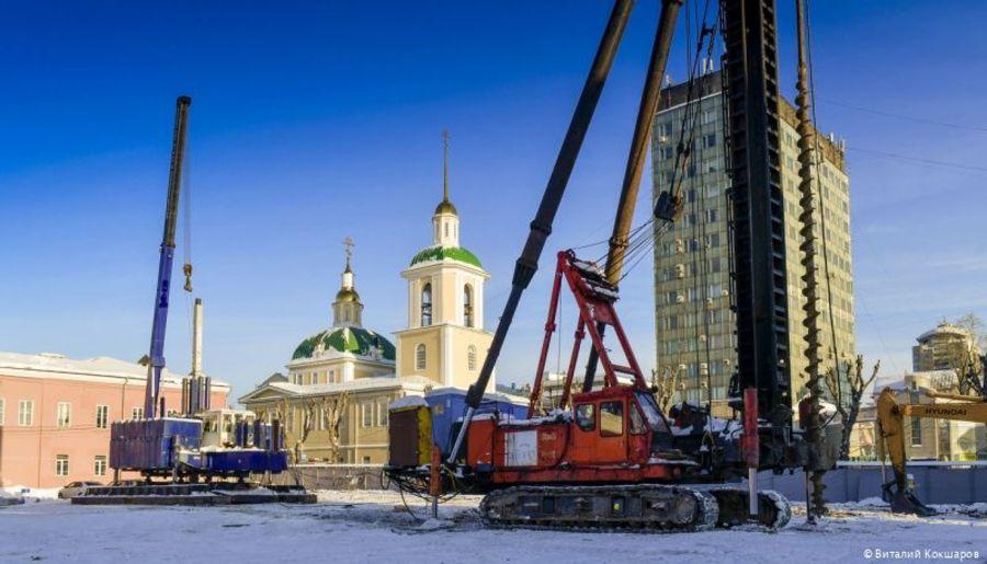 В Перми началось строительство нового корпуса гимназии №17