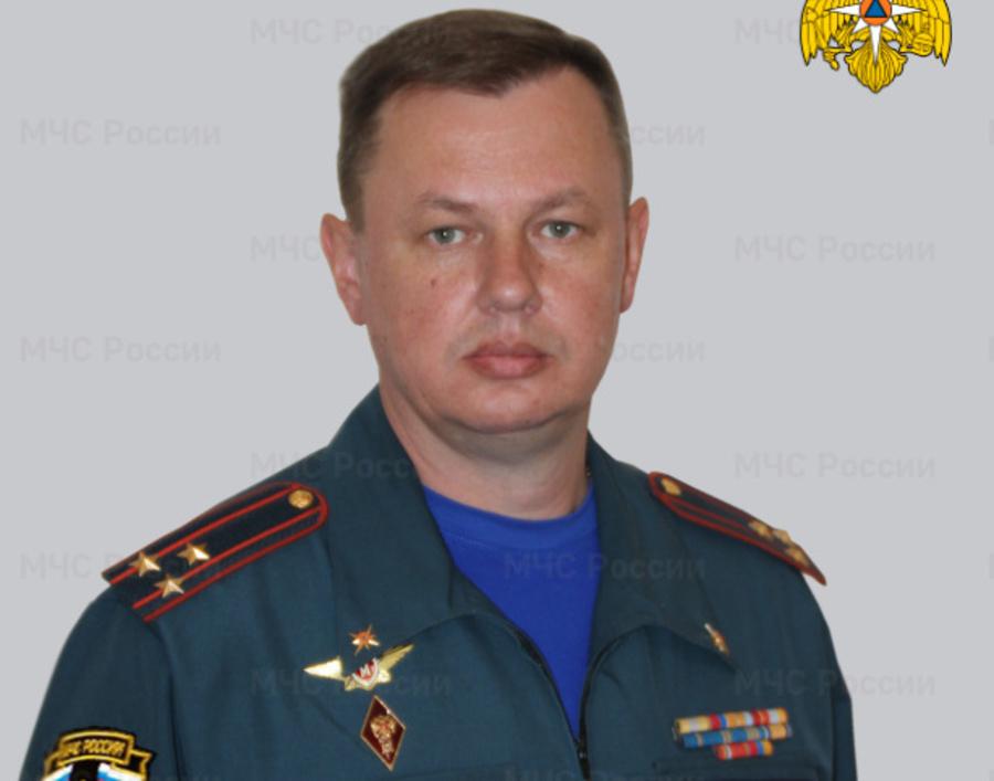 В Пермский край начальника МЧС прислали из Пензы